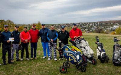 Tudor Golf Cup — 2017