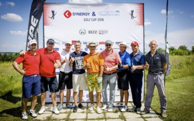 Турнир SYNERGY & MEET PARTNERS GOLF CUP 2018