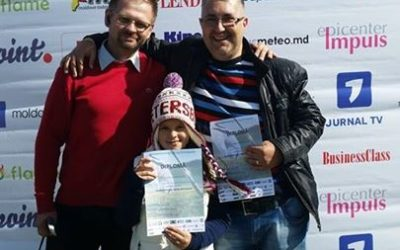 Состоялся 3-й турнир Media & Marketing Golf Cup Moldova 2014 Autumn