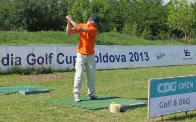 Media&Marketing Golf Cup Moldova в третий раз состоится в Молдове.