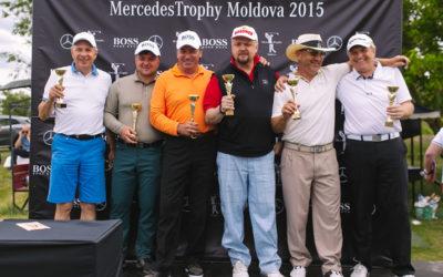 В Молдове состоялся отборочный этап турнира по гольфу Mercedes Trophy 2015