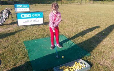 Prima academie de Golf pentru copii din Moldova