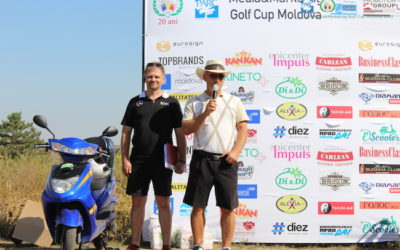4-й турнир Media&Marketing Golf Cup Moldova 2015 состоялся в Молдове.