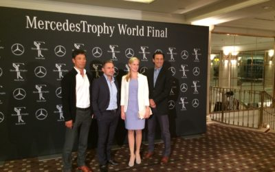 Мировой финал MercedesTrophy