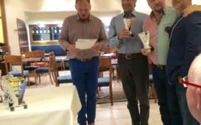 Russian Seniors Amateur Open который состоялся 11 по 18 октября 2015 года в Испании.