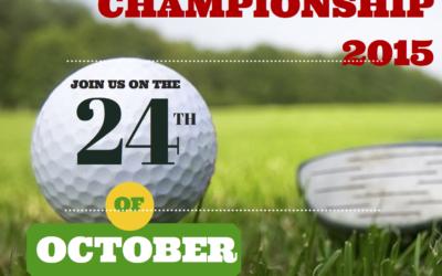 O R I Z O N T Golf Championship 2015 впервые состоится в Молдове 24.10.2015