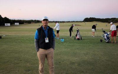 В Merops Park Golf Club прошли тренировки с GolfPro Walter Viti