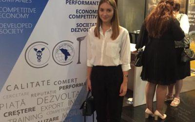 Участие в Региональном бизнес-форуме ЧБТР: «Молдова: совместная работа по поддержке роста»