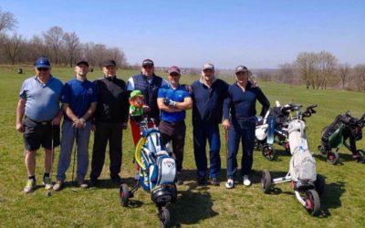 Открытие сезона – Easter Golf Cup Moldova 2018