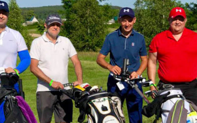 XI International Golf Tournament for the Kiev Cigar Club Prize