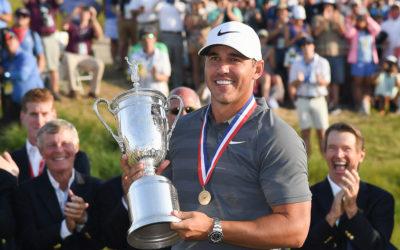 Завершился 118-й открытый чемпионат США по гольфу!