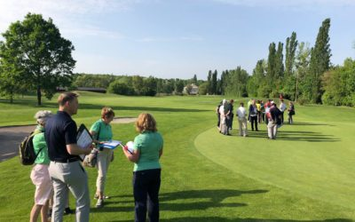 Training seminar on the calibration of golf courses