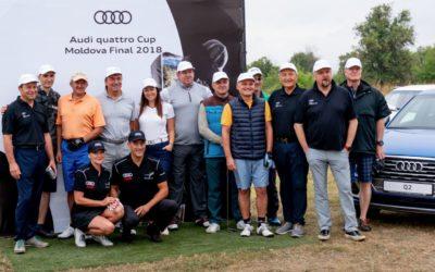 Moldova Audi Quattro Golf Cup 2018