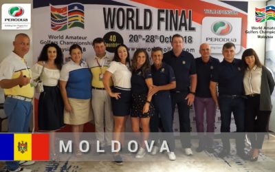 World amateur Golfers World Final 2018