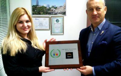Alpari — Лучший финансовый партнер 2018 года