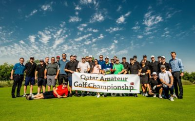 Завершён первый российский любительский гольф-турнир Eagle Trophy Business Cup Qatar – 2019