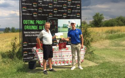 Second stage of the 25 Anniversary Moldova Open Championship