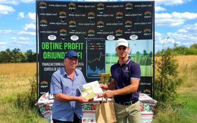 Third stage of the 25th Anniversary Moldova Open Championship