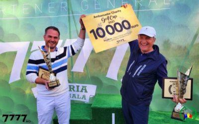 Ambassador Charity Golf Cup Moldova 2021